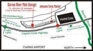 Storage Cairns